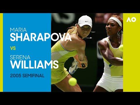 S.Williams -M.Sharapova : AO SF 2005