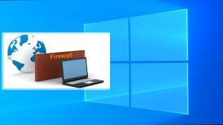 Как заблокировать программе доступ в Интернет? Cделать это просто в брандмауэре Windows!