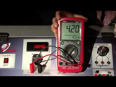 Physics Lab - Measuring Instruments