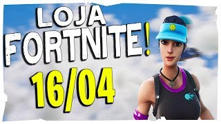 Loja Fortnite - Loja De Hoje 16/04/2019 Nova picareta