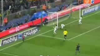 barcelona vs real madrid goals etoo messi 13 12 2008