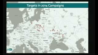 Back in BlackEnergy: 2014 targeted attacks in the Ukraine and Poland(This presentation by Robert Lipovsky and Anton Cherepanov (ESET) was presented at VB2014 in Seattle, WA, USA ..., 2014-10-14T16:28:12.000Z)