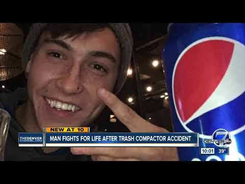 Jacksonville Local News - Denver man injured after falling down garbage chute into trash compactor
