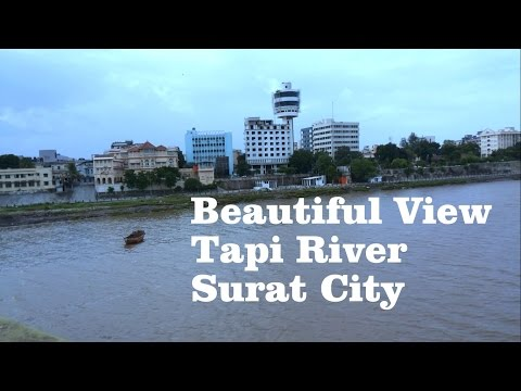 Tapi River Beautiful View | Surat City