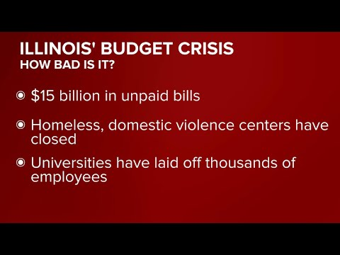 Illinois fails to pass budget before deadline