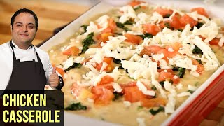 Chicken Casserole Recipe | Easy To Make Chicken Casserole | Get Curried