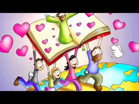 Los Libros De La Biblia Youtube