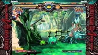 NEC 15 Guilty Gear Accent Core +R Grand Finals Satou vs Ruu