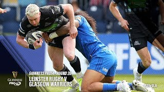 Guinness PRO14 Round 20 Highlights: Leinster Rugby v Glasgow Warriors