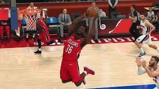 NBA 2K20 My Career EP 117 - Moses Another Self Oop!
