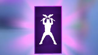 Fortnite - GlowAxes Bug Emote