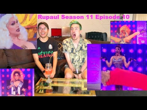 Rupaul's Drag Race Season 11 Episode 10 Reaction + Untucked!