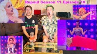 Rupaul's Drag Race Season 11 episode 10 Reaction + Untucked!