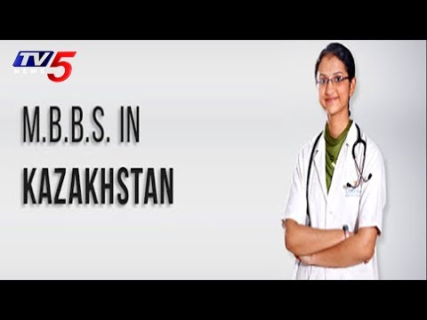 Study MBBS In Kazakhstan With Best Features | Vision Overseas Careers | Study Time | TV5 News