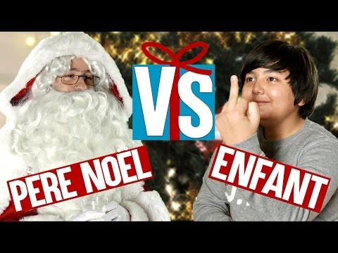 Père Noël VS Enfant streaming vf