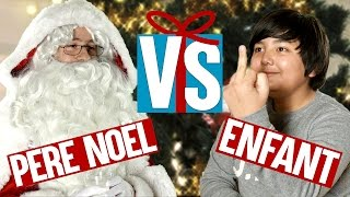 Père Noël VS Enfant thumbnail