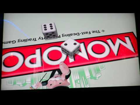 Monopoly Arcade @ Dave & Busters (Marq*E Entertainment Center)