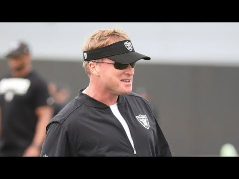 Coach Gruden Joins JT The Brick