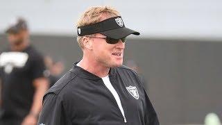 Coach Gruden Joins JT The Brick