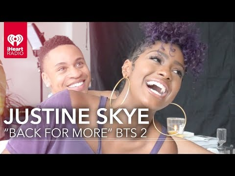"""Justine Skye """"Back for More"""" Exclusive! Part 2"""