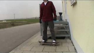 How to Hardflip german