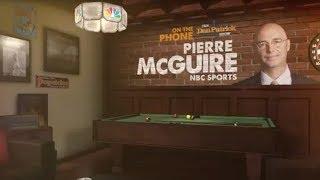 Pierre McGuire Talks Stanley Cup Finals, Ove's Legacy & More w Dan Patrick | Full Interview | 6/5/18