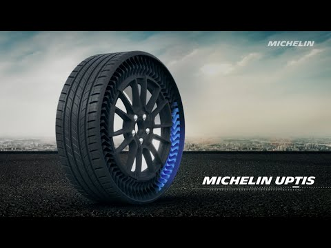 UPTIS airless technology - Michelin 2019 FR