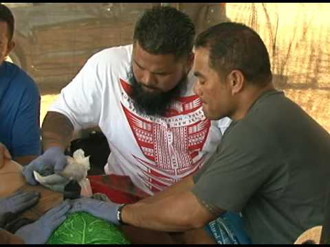 For New Zealand and Samoa, tattooing is generations-old tradition