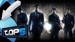 TOP 5: Juegos de crimen organizado