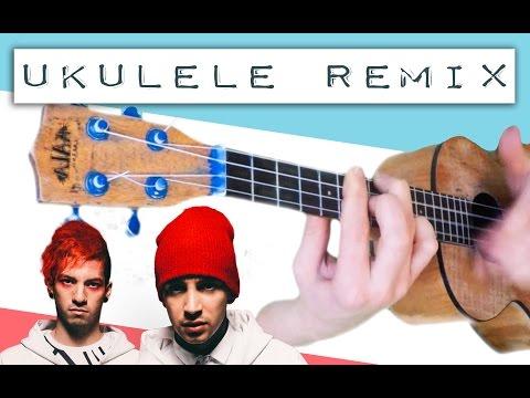 Twenty One Pilots - Ukulele Medley / 7 songs
