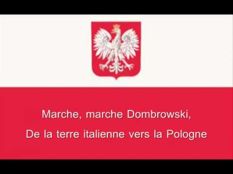 Hymne Polonais avec traduction