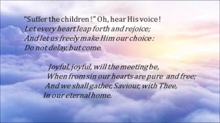 come to the saviour - english hymn