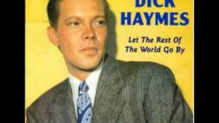 Dick Haymes - You Are Too Beautiful