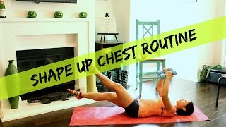 Best At Home Chest Exercises