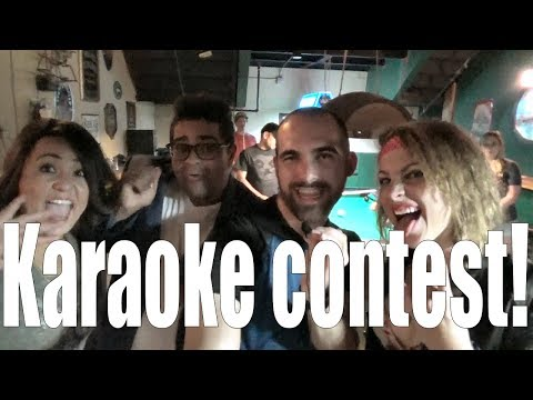 Denton Karaoke Contest Finals! (Episode 16, with winners announced at the end!)