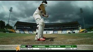 Highlights: 3rd Test, Day Two – Pakistan in Sri Lanka 2015