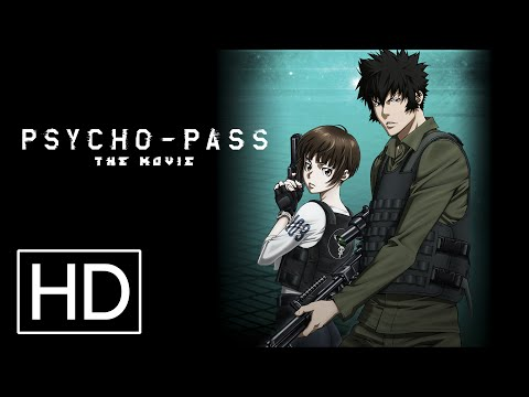 Psycho-Pass The Movie - Official Trailer