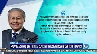 Malaysia Kaji Infrastuktur Huawei 5G