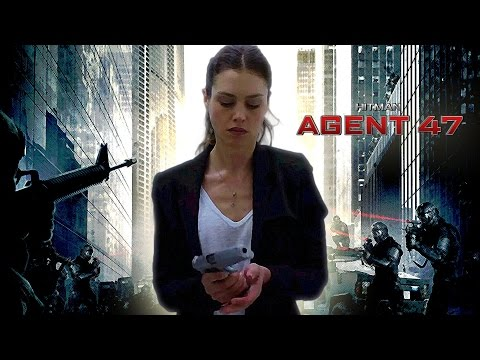 Hannah Ware Talks Hitman: Agent 47