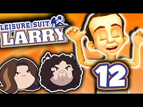 Leisure Suit Larry MCL: Trampoline Hijinks - PART 12 - Game Grumps