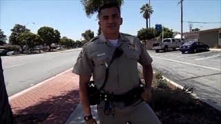 "California Highway Patrol Santa Fe Springs First Amendment Audit PASS ""That"