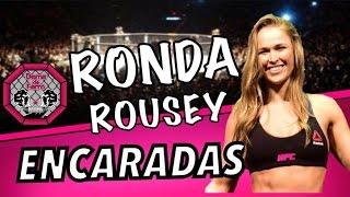 Top 10 encaradas da Ronda Rousey