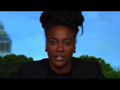 The Root of this is Racism: Ferguson Activist Speaks Out on Police Abuses After Meeting Obama