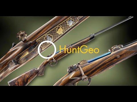 Exclusive Hunting Rifle - Gunsmith Paul Paternoss
