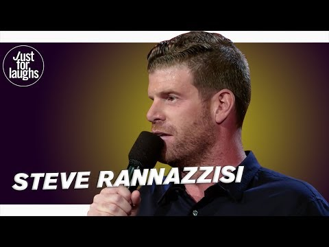 Steve Rannazzisi - Peeing the Bed