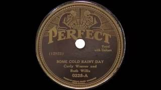 Play Some Cold Rainy Day (With Ruth Willis)