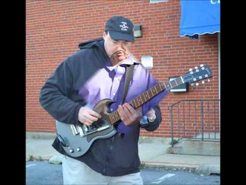Bluesman Tom Larsen - In My Hand