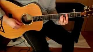 Tommy Emmanuel - Angelina - (Cover)