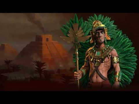 Aztec Theme - Atomic (Civilization 6 OST)   Traditional Nahua music