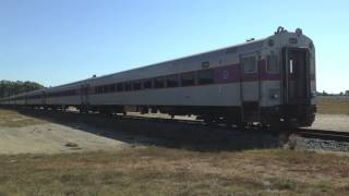 Old MBTA Cars Storage With Cabcars And Coaches